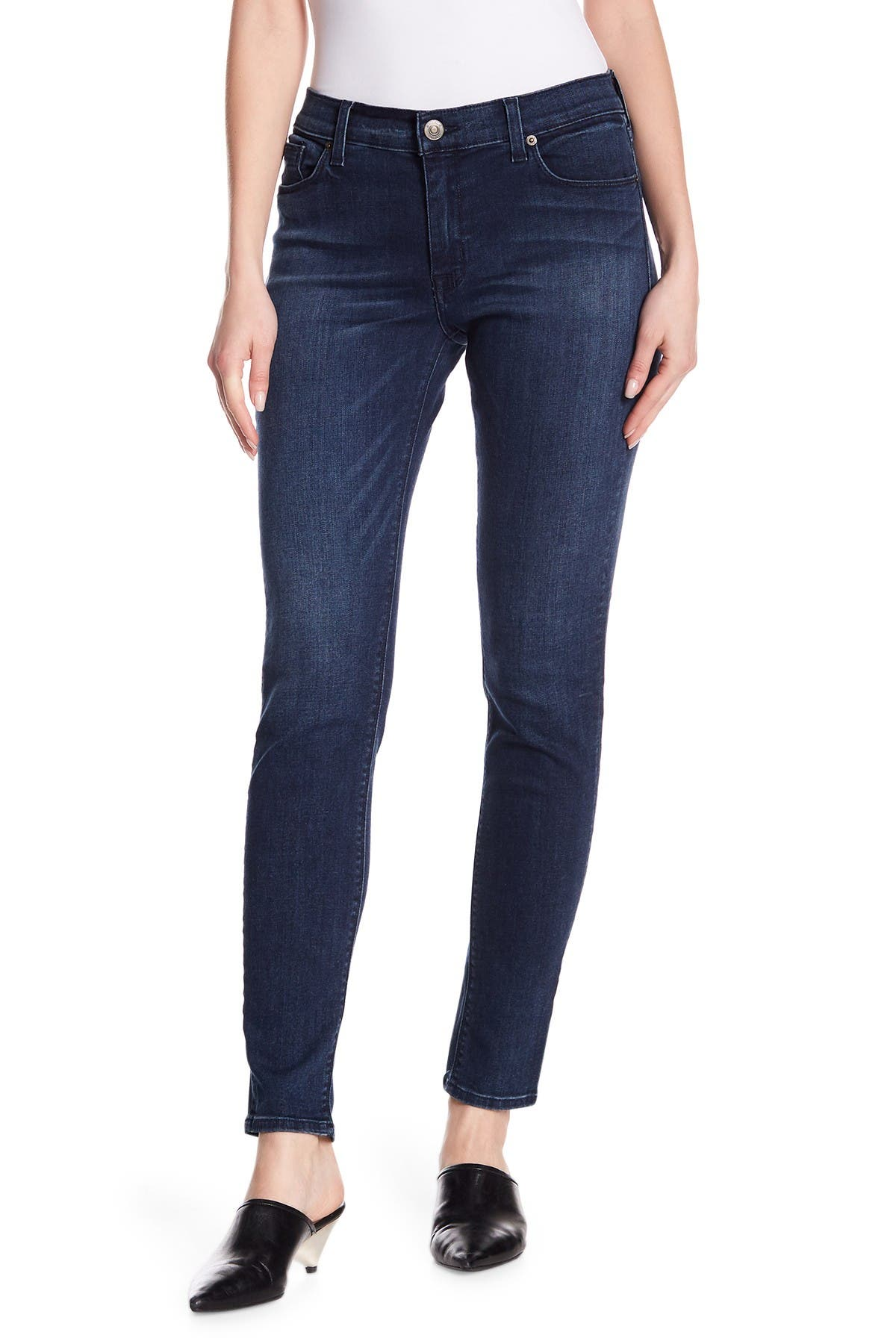 Image of HUDSON Jeans Krista Super Skinny Jeans