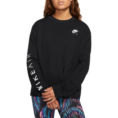 Nike Sportswear Air Long Sleeve Tee