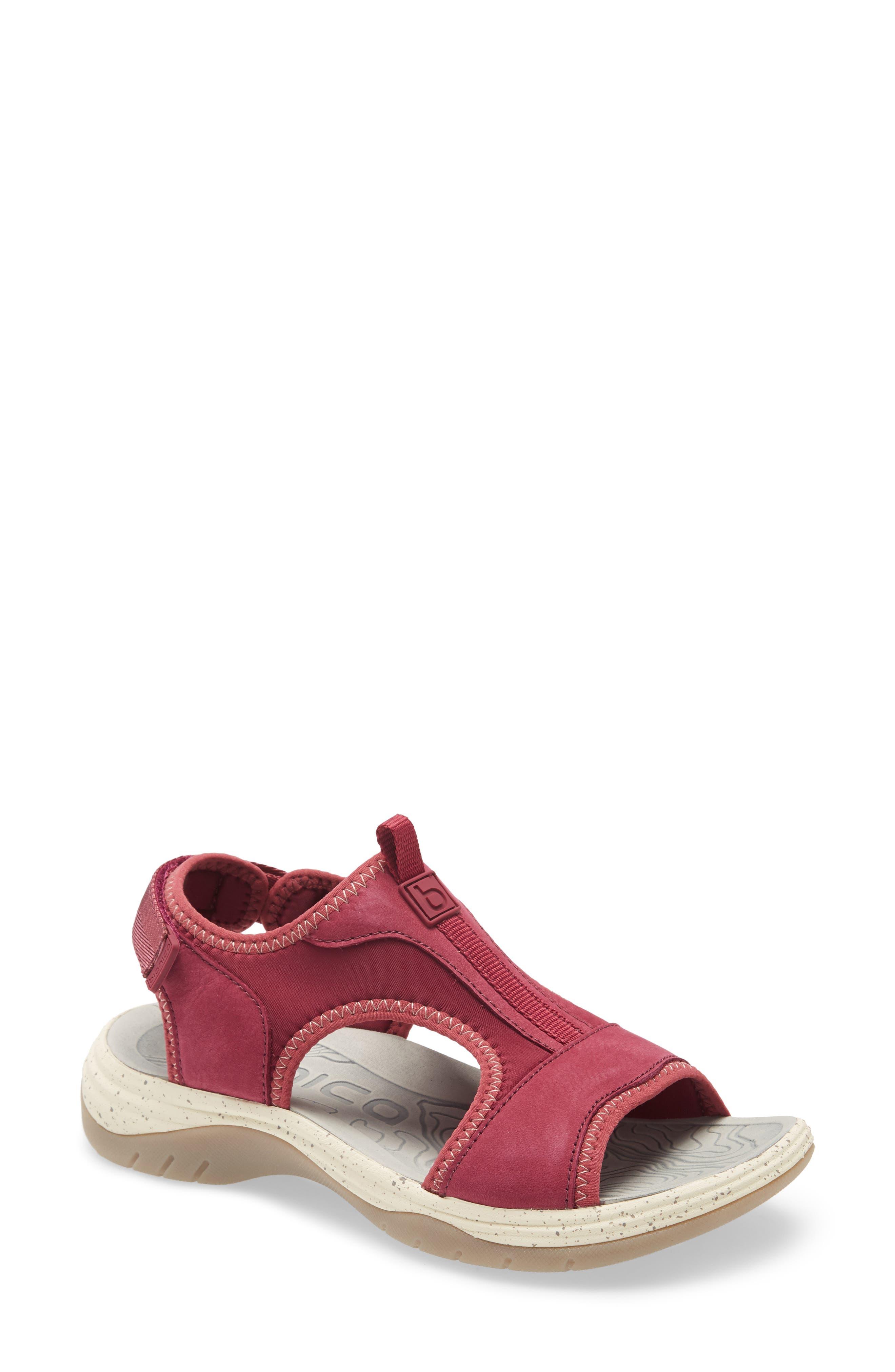 Women's Bionica Niagra Water Friendly Sport Sandal, Size 6.5 M - Pink