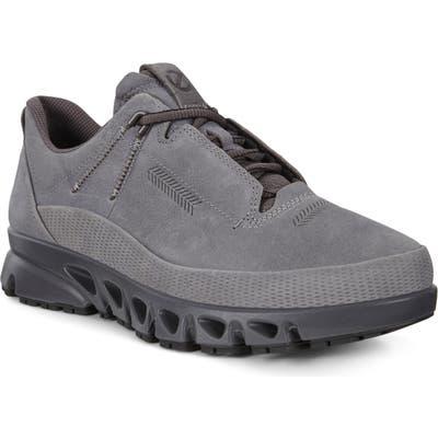Ecco Omni Vent Gore-Tex Sneaker, Grey