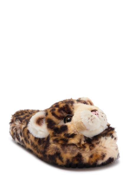 Image of Dolce & Gabbana Faux Fur Cheetah Slipper