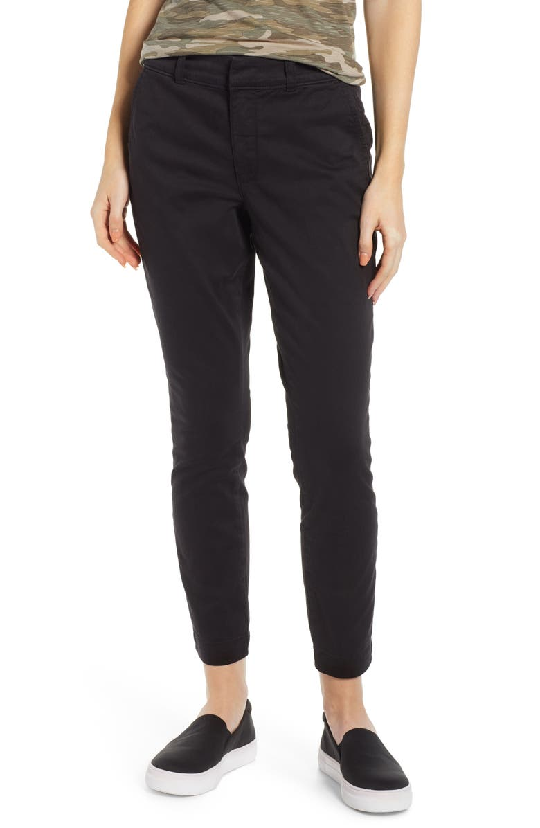 CASLON<SUP>®</SUP> New Chino Pants, Main, color, 001