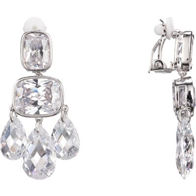 Nina Briolette Chandelier Earrings