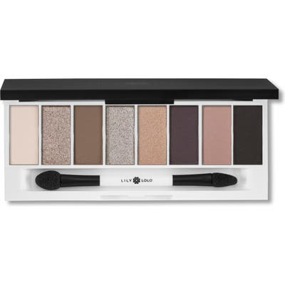 Lily Lolo Pedal To The Metal Eyeshadow Palette - No Color