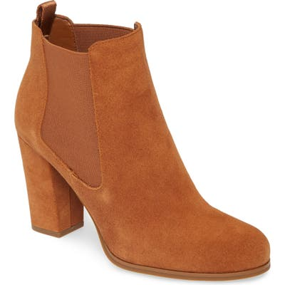 Michael Michael Kors Lottie Bootie, Brown