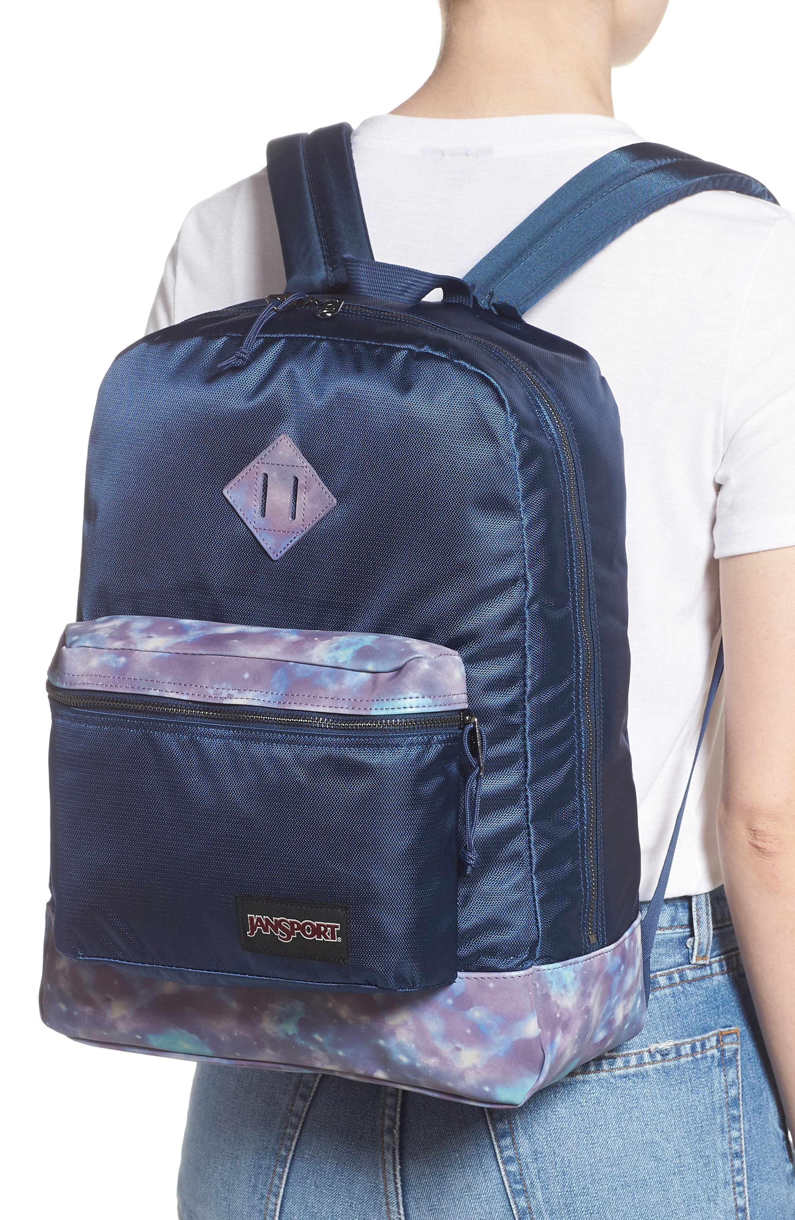 ,                             Super FX Backpack,                             Alternate thumbnail 2, color,                             NAVY SPACE
