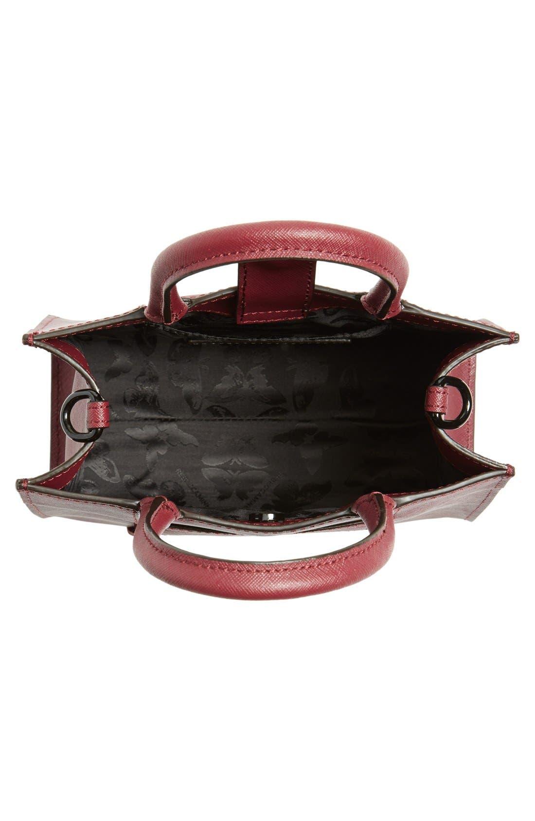 ,                             'Mini MAB Tote' Crossbody Bag,                             Alternate thumbnail 149, color,                             930