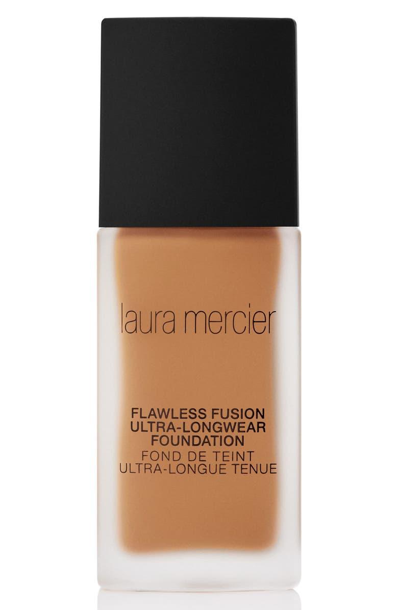 LAURA MERCIER Flawless Fusion Ultra-Longwear Foundation, Main, color, 5W1 AMBER