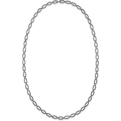 Kendra Scott Hammered Chain Link Necklace