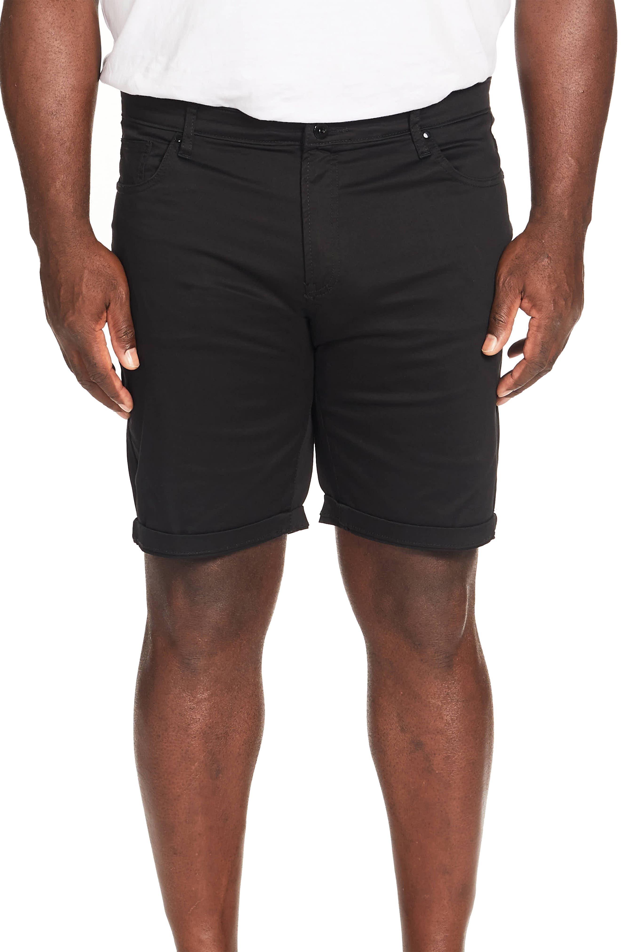 Marshall Stretch Five-Pocket Shorts