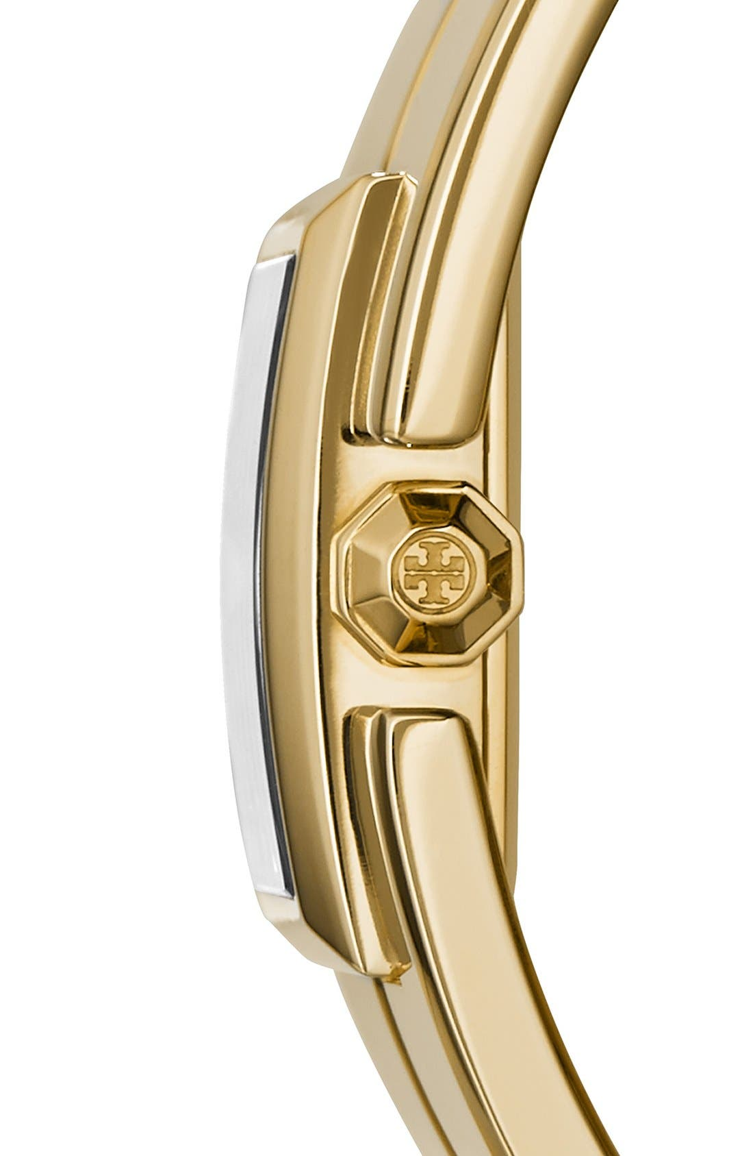 ,                             'Sawyer' Square Bangle Watch, 20mm,                             Alternate thumbnail 6, color,                             710