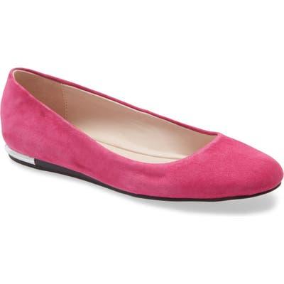 Calvin Klein Kosi Skimmer Flat- Pink