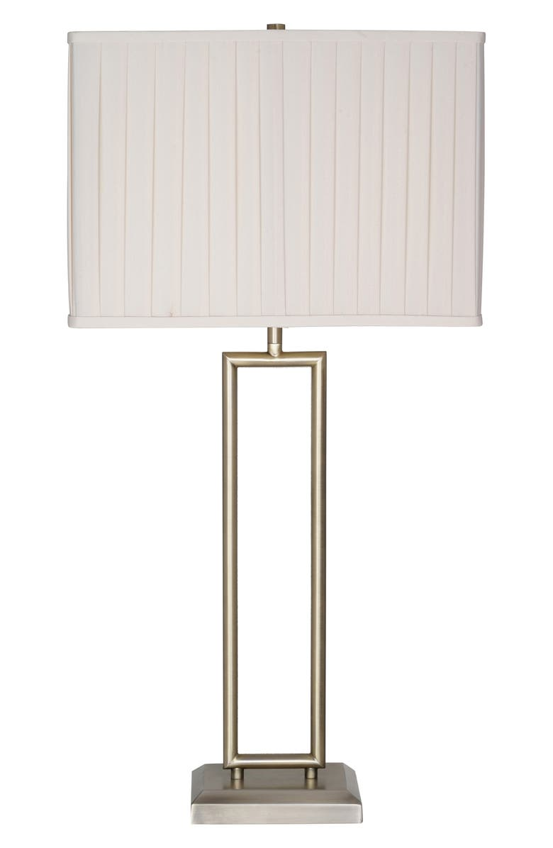 JALEXANDER LIGHTING Levi Table Lamp, Main, color, BRASS