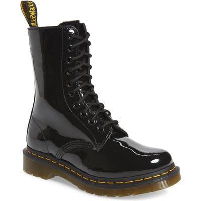 Dr. Martens 1490 Lace-Up Boot, US/ 7UK - Black