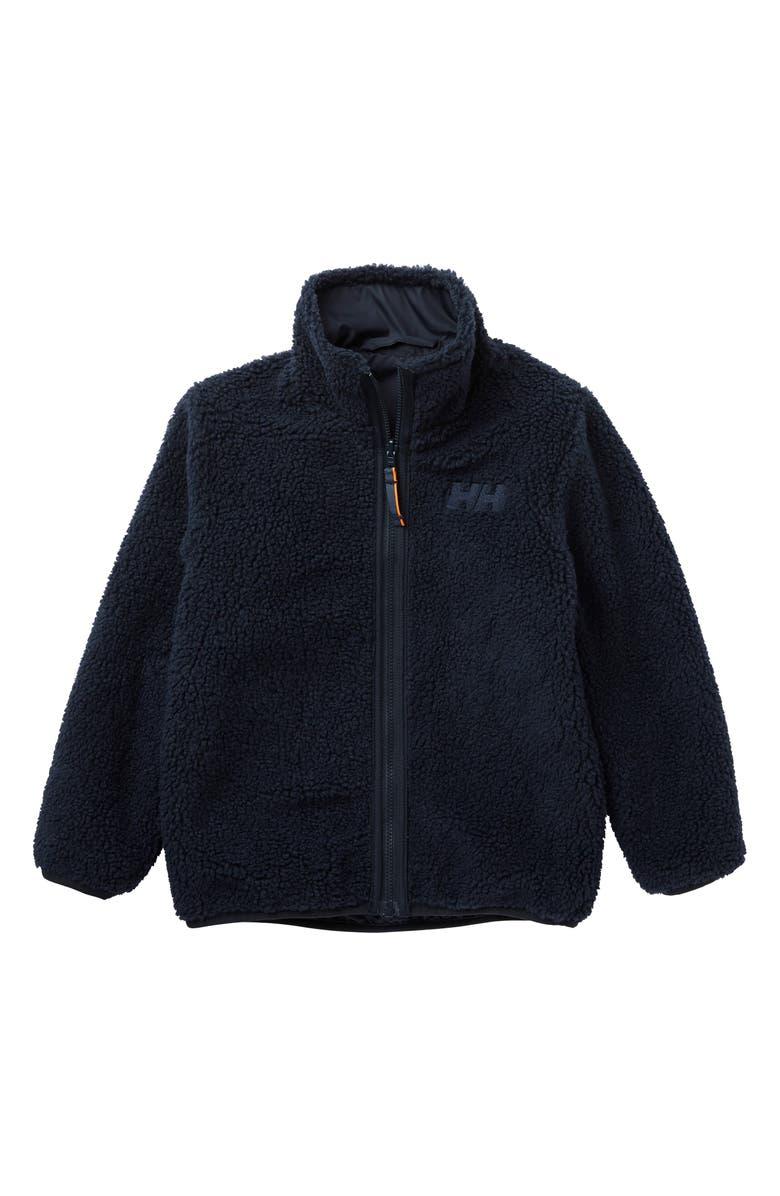 HELLY HANSEN Reversible Fleece Jacket, Main, color, 410