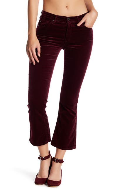 Image of AG Jodi Crop Flare Jeans