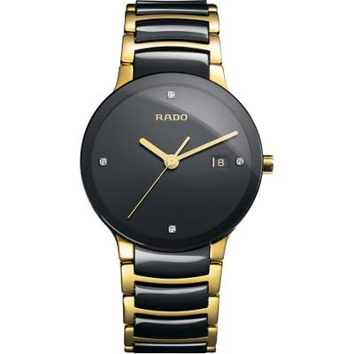 Rado Centrix Diamond Bracelet Watch,