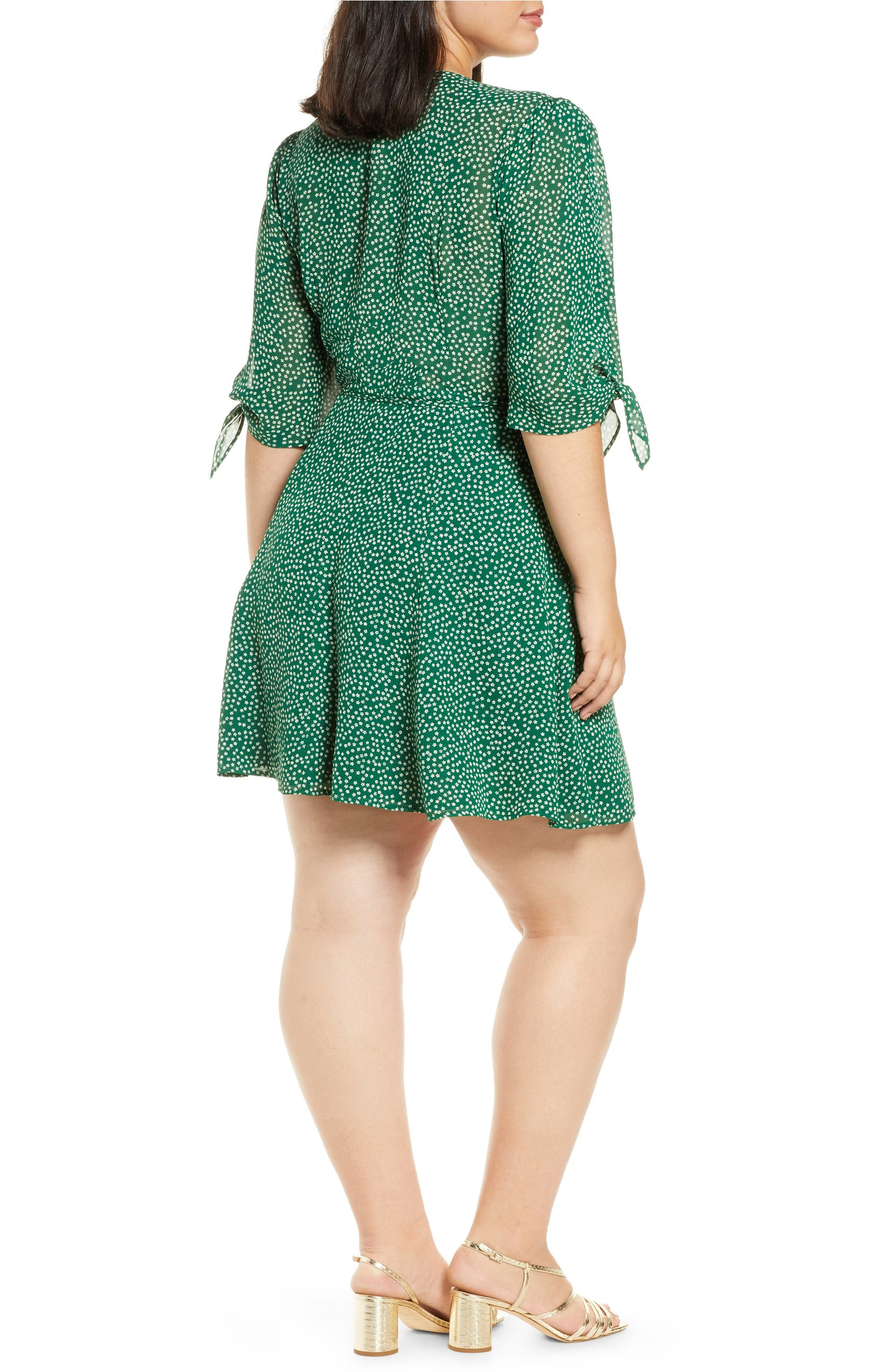 Reformation Sammy Printed Dress (Plus Size) | Nordstrom