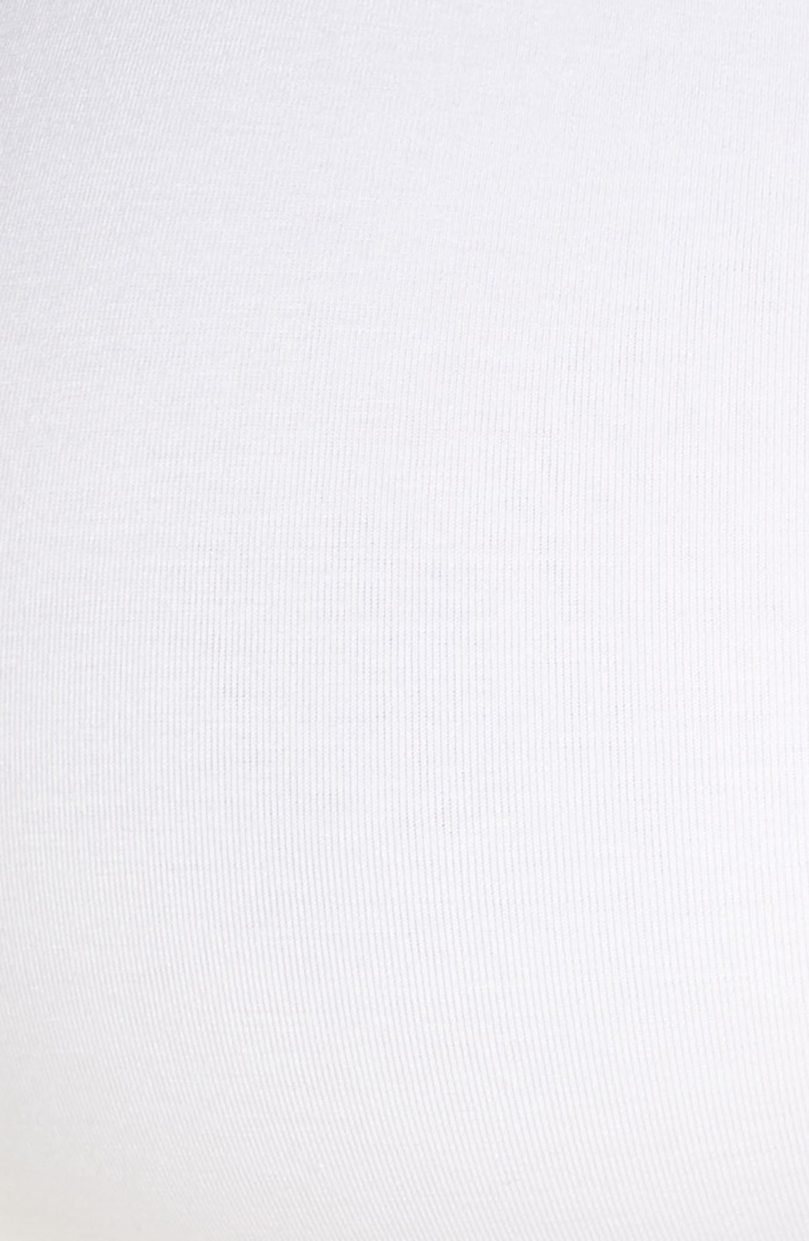 ,                             ModernCotton Blend Racerback Bralette,                             Alternate thumbnail 27, color,                             100