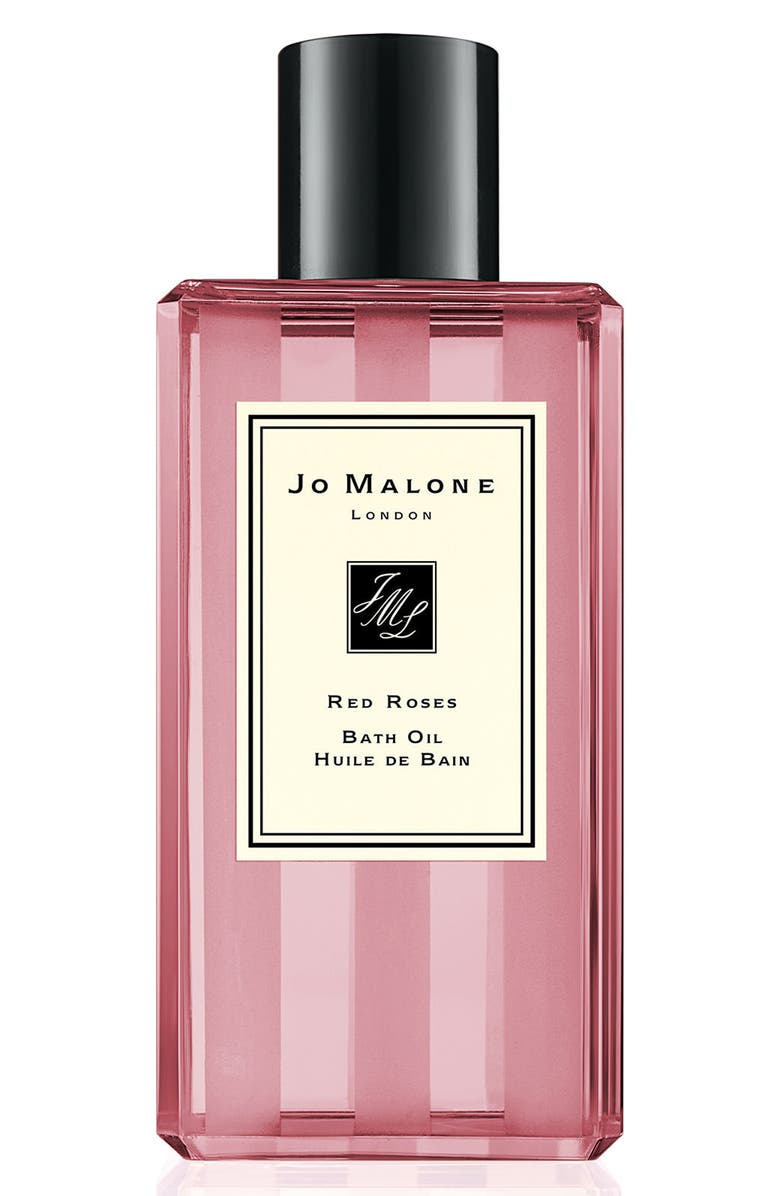 JO MALONE LONDON<SUP>™</SUP> Red Roses Bath Oil, Main, color, 000