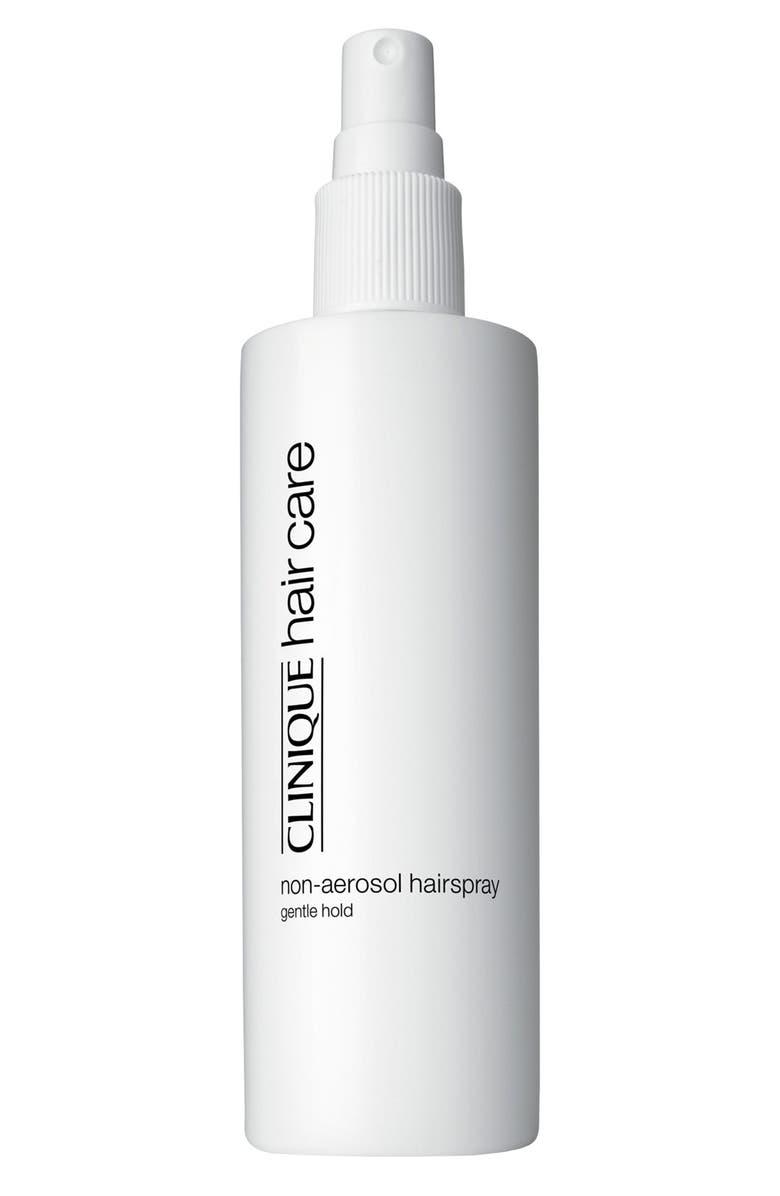 CLINIQUE Non-Aerosol Hairspray, Main, color, NO COLOR