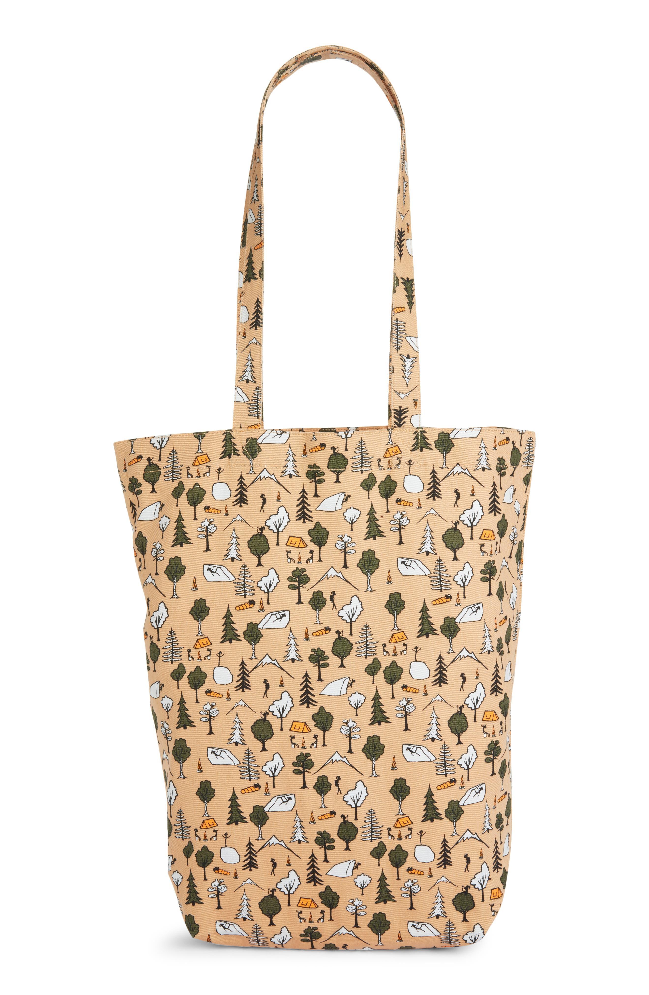 Jonas Claesson Wood Tote Bag