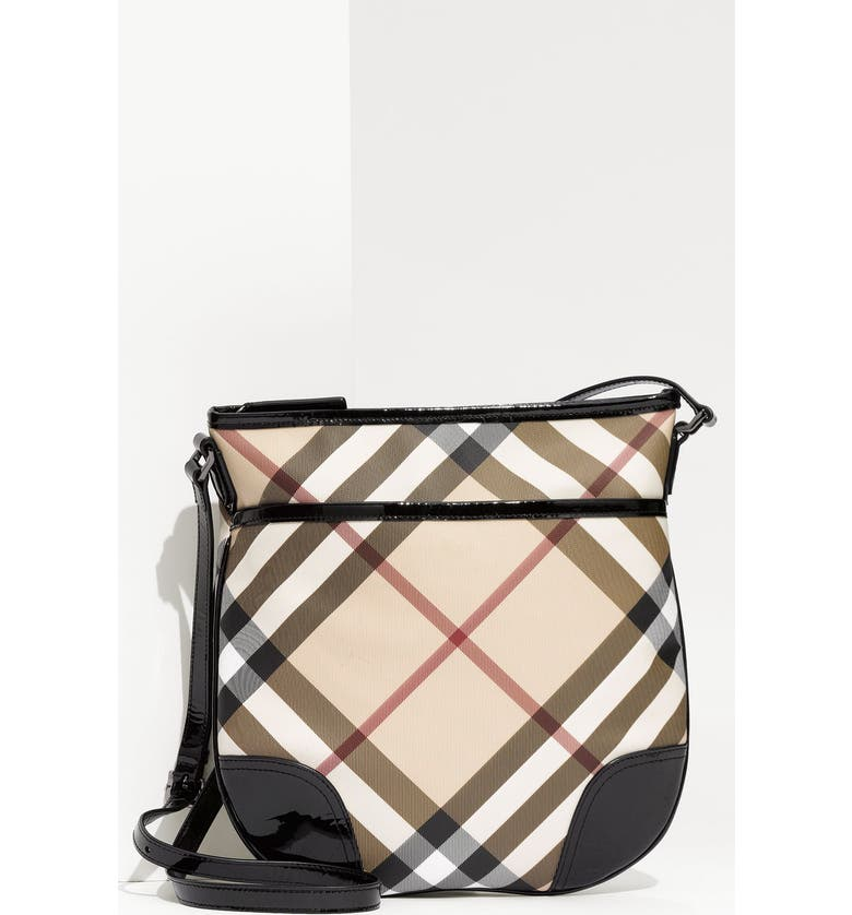 bd247ec9c3c Burberry 'Nova Check' Crossbody Bag | Nordstrom