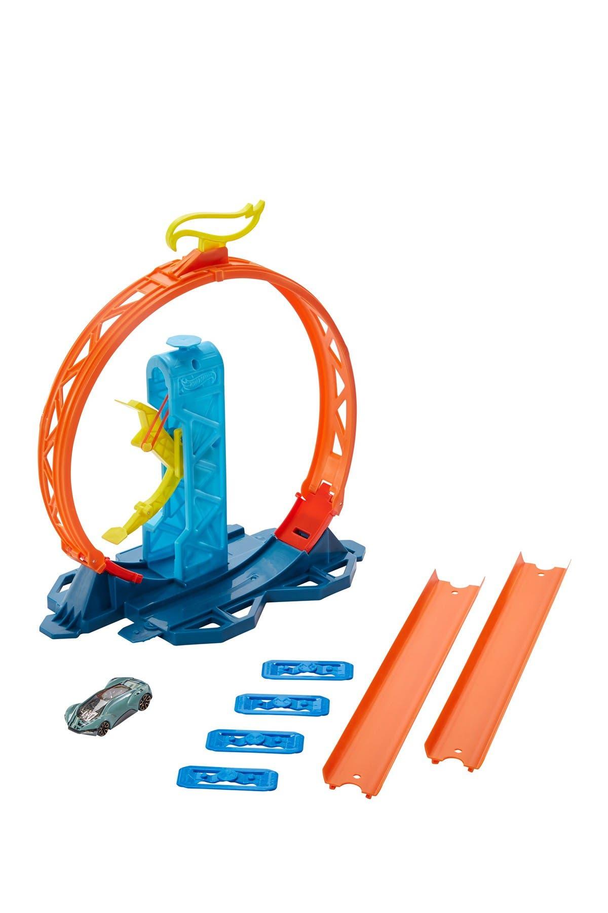 Image of Mattel Hot Wheels®Track Builder Unlimited Loop Kicker Pack