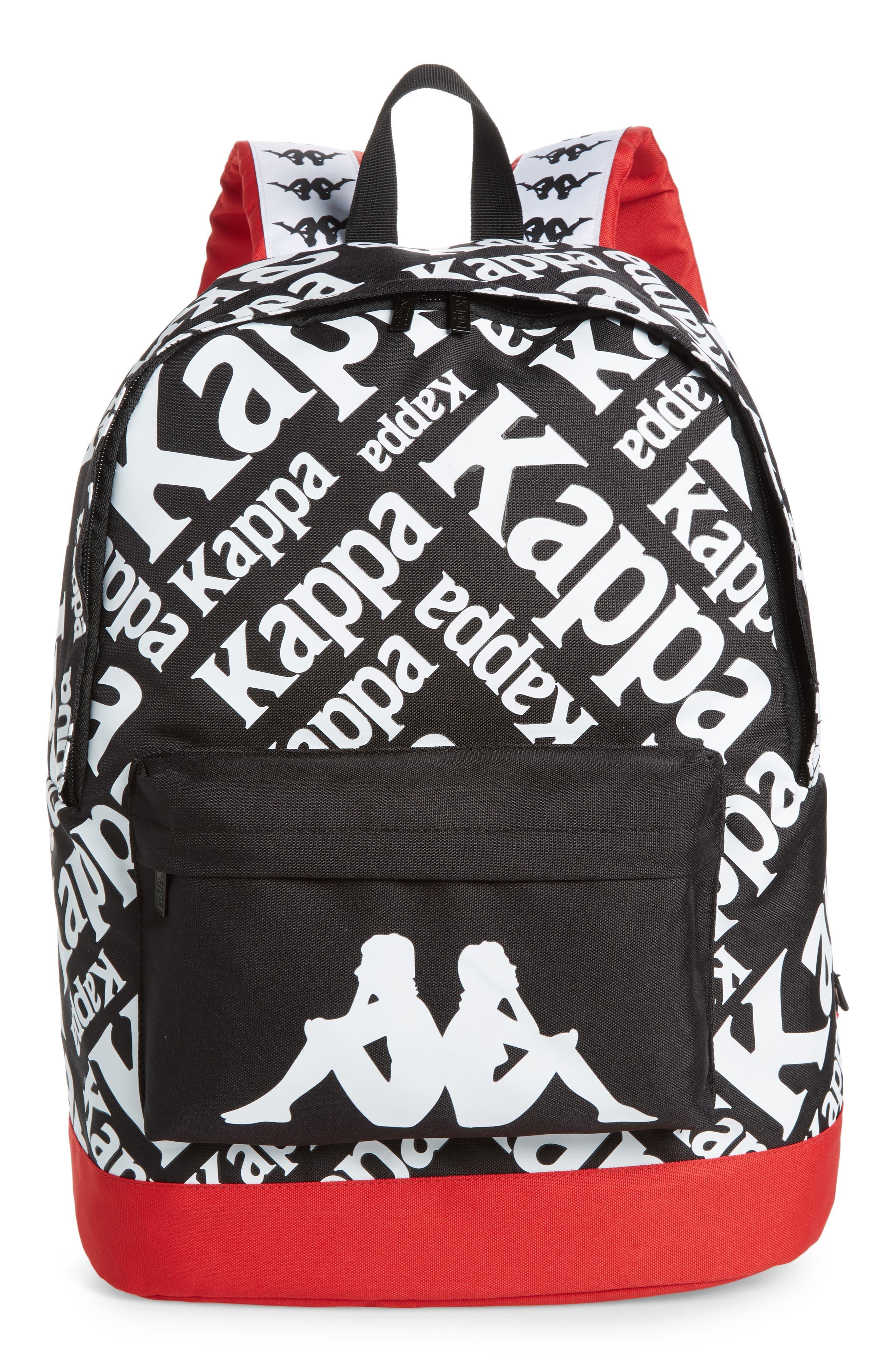 Kappa Active Backpack - Black