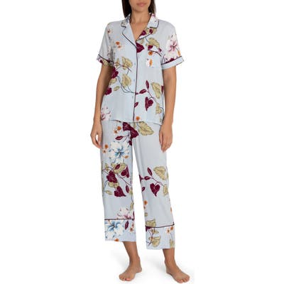 In Bloom By Jonquil Beautiful Dreamer Pajamas, Blue