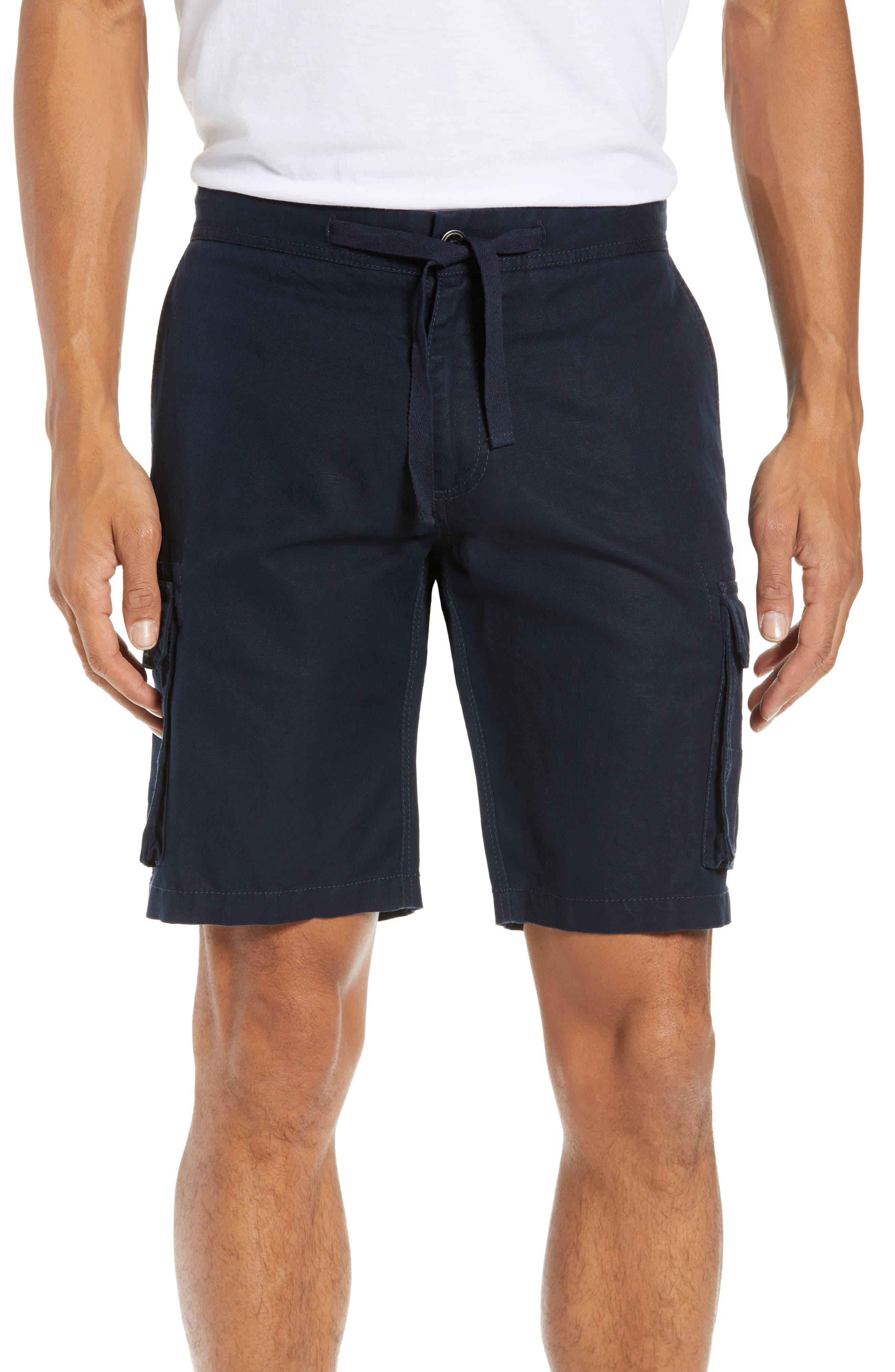 Rodd & Gunn Sandyford Cargo Shorts, Blue