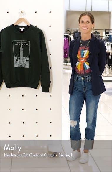 Chrysler Building Graphic Sweatshirt, sales video thumbnail
