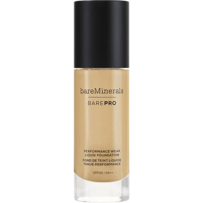 Bareminerals Barepro Performance Wear Liquid Foundation - 15 Sandalwood