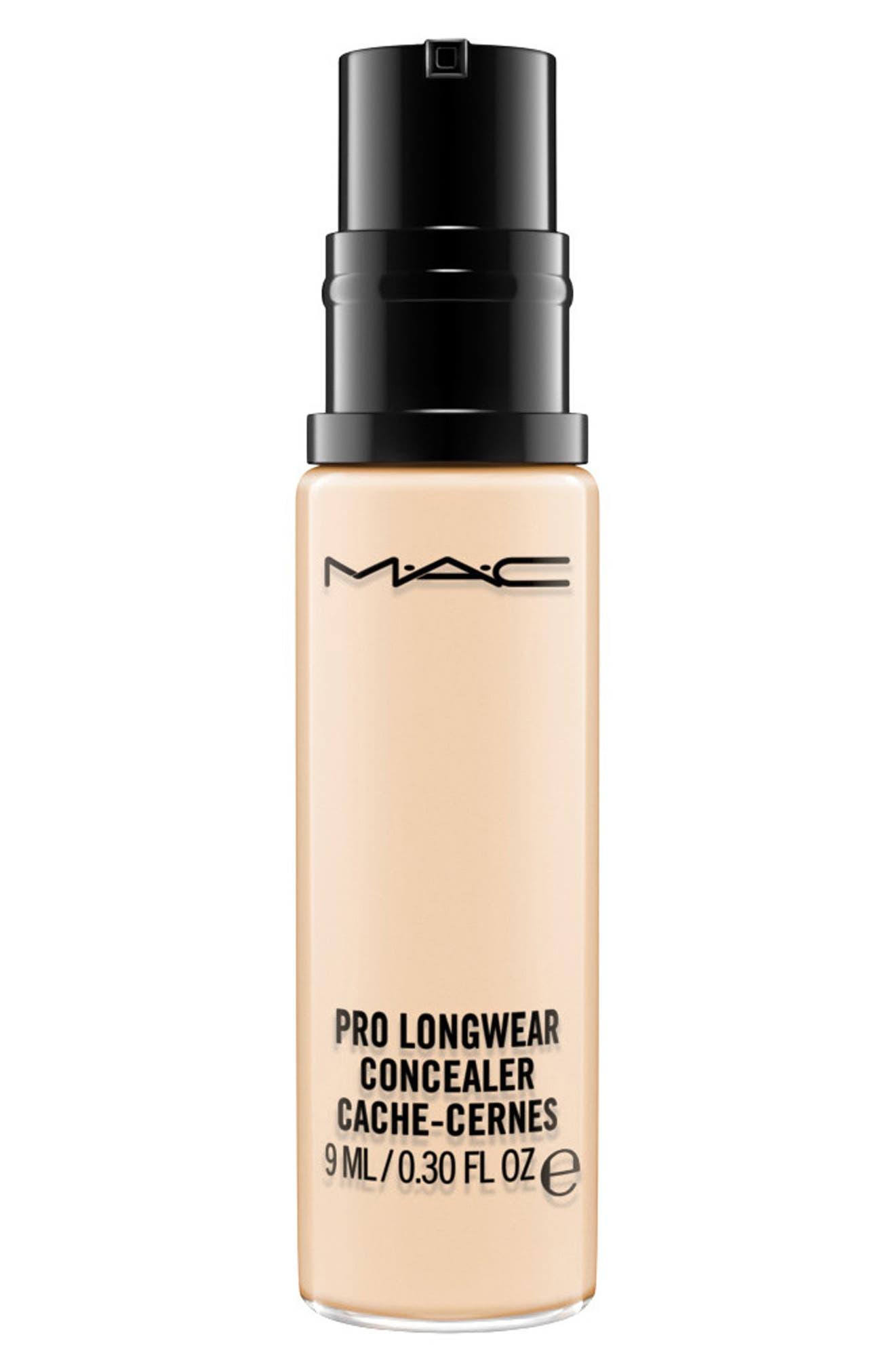 ,                             MAC Pro Longwear Concealer,                             Main thumbnail 1, color,                             NC15