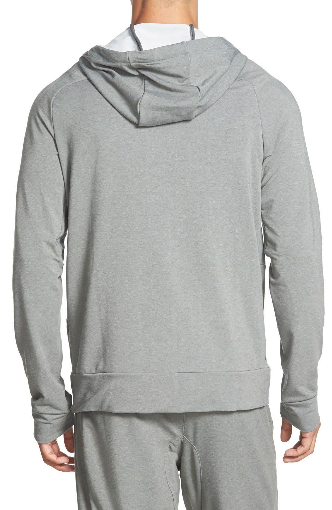,                             Dri-FIT Touch Fleece Full Zip Hoodie,                             Alternate thumbnail 7, color,                             037