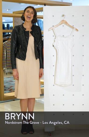 Sundays Eyelet Minidress, sales video thumbnail