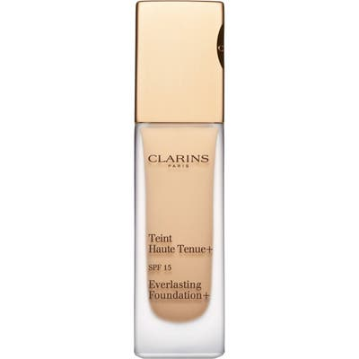 Clarins Everlasting Foundation+ Spf 15 - Nude