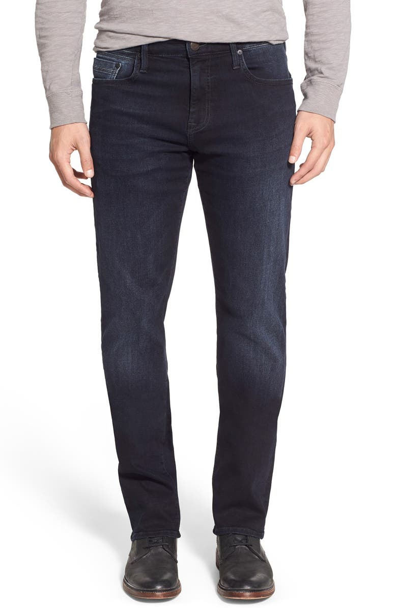 MAVI JEANS Matt Relaxed Fit Jeans, Main, color, INK WILLIAMSBURG
