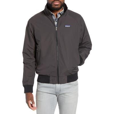 Patagonia Baggies Wind & Water Resistant Recycled Jacket, Black