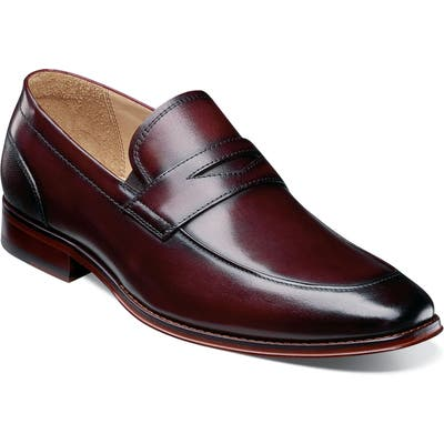 Florsheim Imperial Palermo Penny Loafer, Burgundy