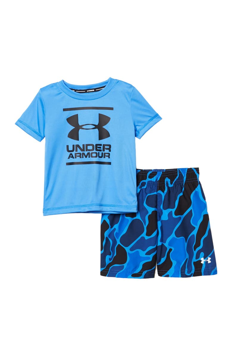 UNDER ARMOUR: Diverge Volley 2-Piece T-Shirt & Short Set! .79 (REG .00) at Nordstorm Rack!