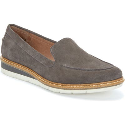 Adam Tucker Athen Wedge Loafer, Grey