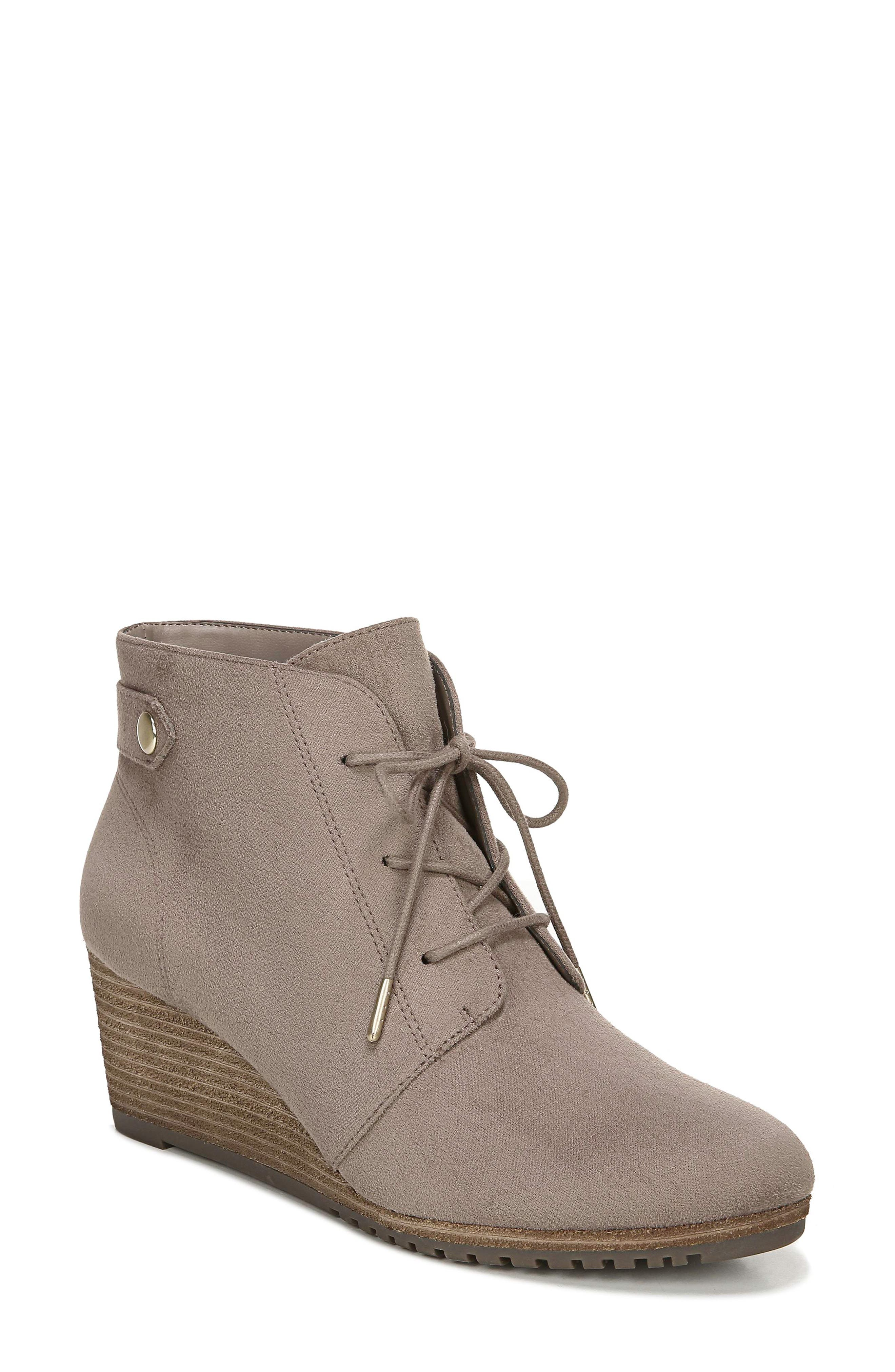 Dr. Scholl's Conquer Wedge Bootie (Women)