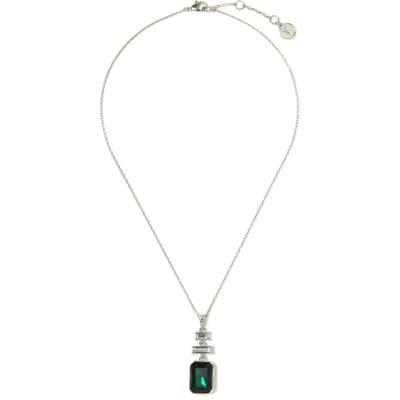 Vince Camuto Triple Drop Pendant Necklace