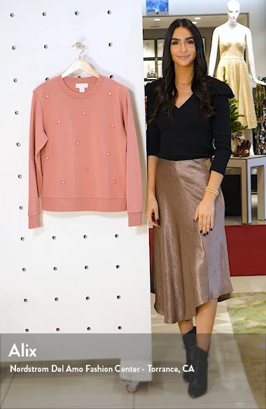 Embellished Sweatshirt, sales video thumbnail