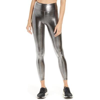 Heroine Sport Metallic High Waist Leggings, Metallic