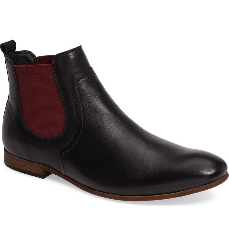 THE RAIL Brysen Chelsea Boot, Main, color, 001