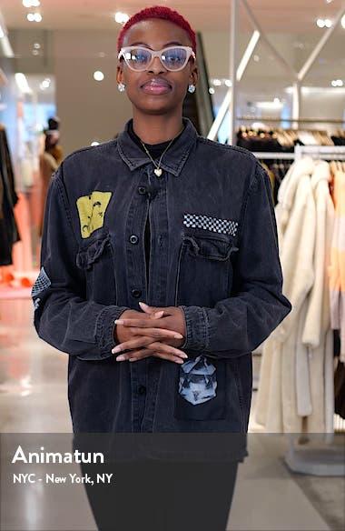 Stripe Tweed Jacket, sales video thumbnail