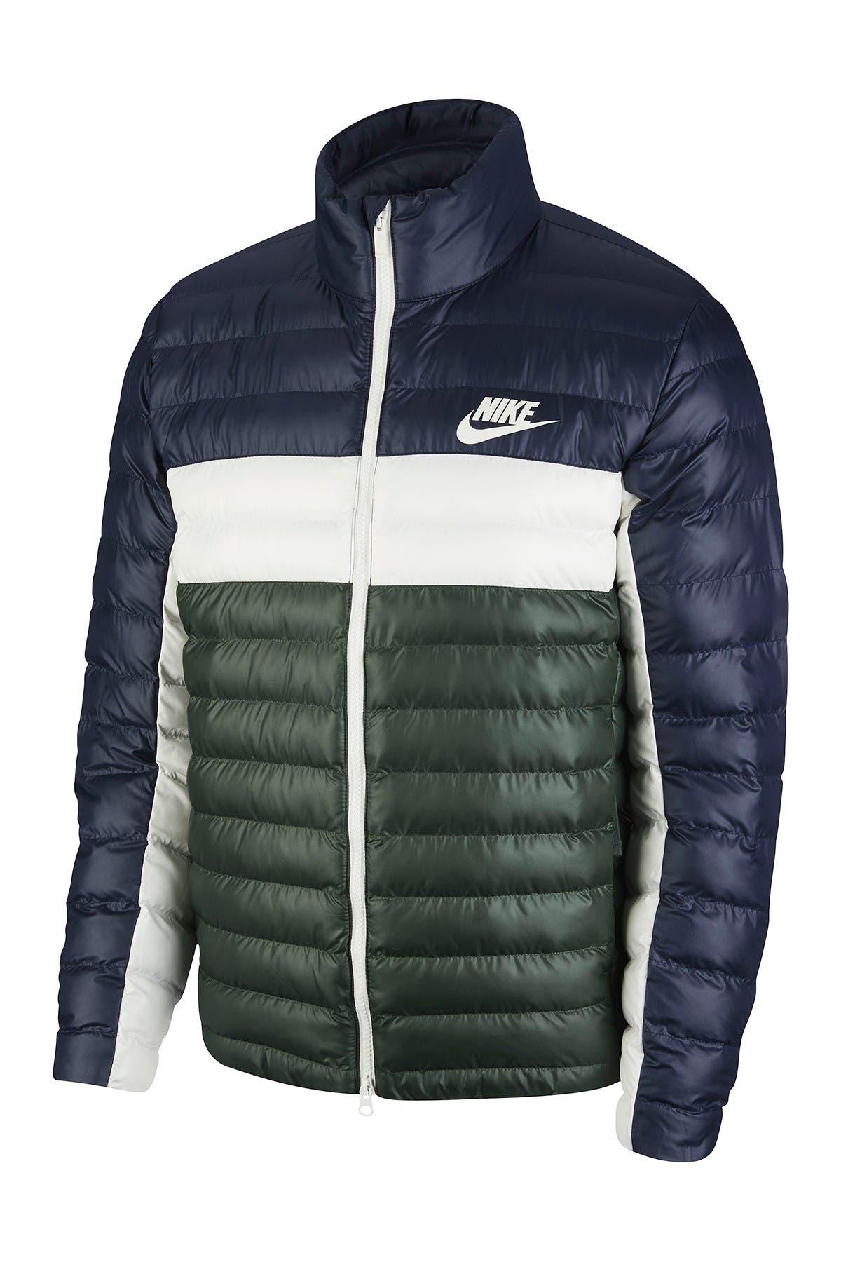 diseño fragmento Pocos  Nike | Sportswear Synthetic-Fill Puffer Jacket | Nordstrom Rack