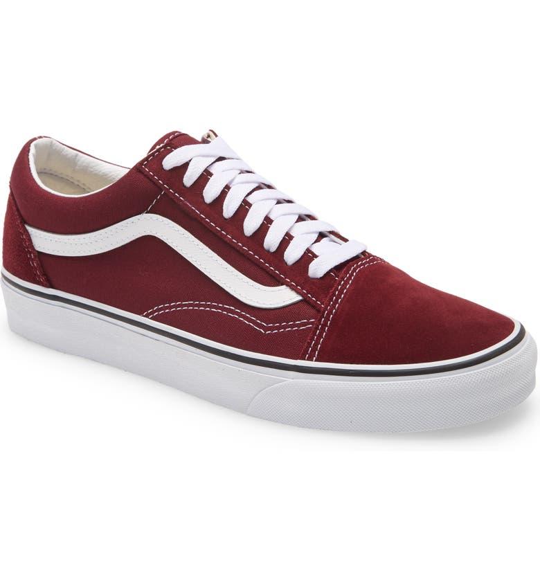 VANS Old Skool Sneaker, Main, color, PORT ROYALE
